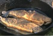 How To Make Whole Pan Fried Trout